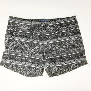 3/$25💦 AEO Womens Geo Print Short Shorts Midi 4